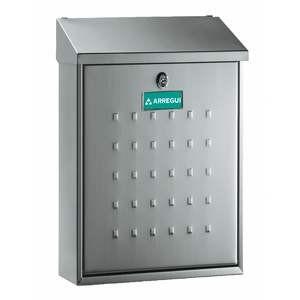 BUZON INOX.MATE 40X25X10CM ACERO PREMIUM E-5607