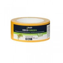 CINTA DOBLE CARA DECO GREEN 5CMX10M