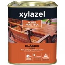 ACEITE P/TECA INCOLORO 750ML XYLAZEL