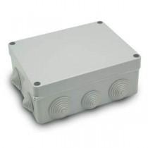 CAJA ESTANCA IP55 220X170X85 C/CONOS