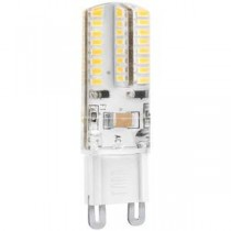 LAMPARA LED BIPIN G9 3W 250LM 360º CALIDA